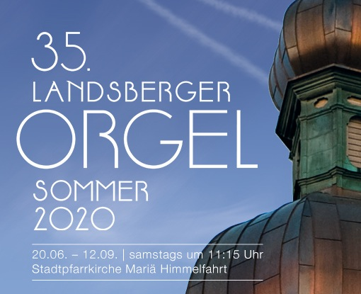35. Orgelsommer 2020